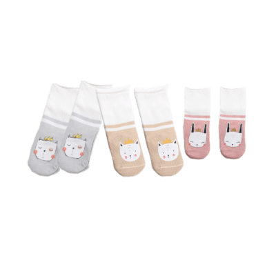 Krypa Babysocken