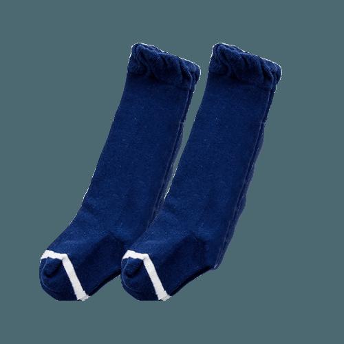 Favvo babysockor blå