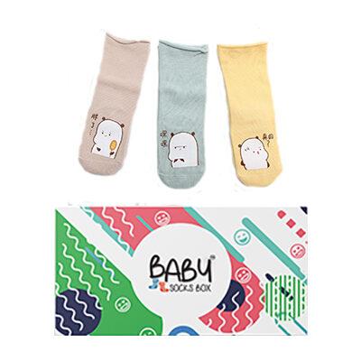 Spök Present baby spöke sockor
