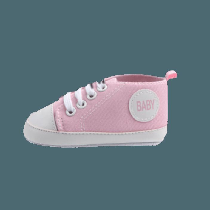 rosa converse babysko