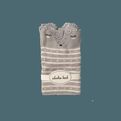 mysig varg babysocka